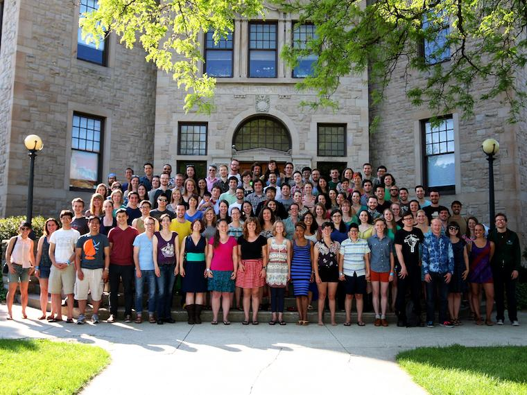 Photo of Class of 2009 at CRW 2014