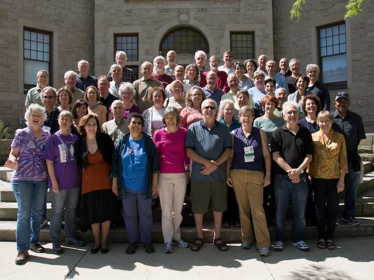 Photo of Class of 1973 at CRW 2014
