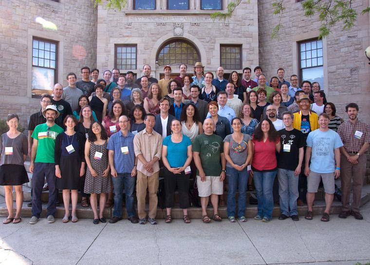 Photo of Class of 1994 at CRW 2014