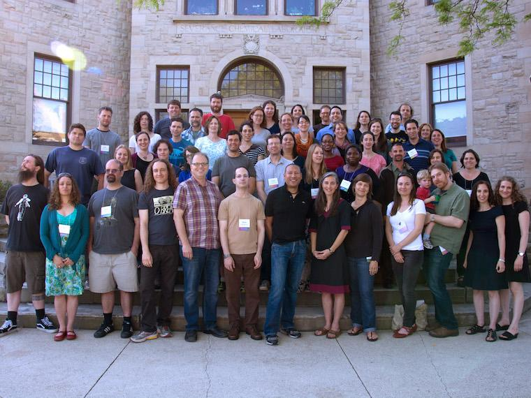 Photo of Class of 1995 at CRW 2014