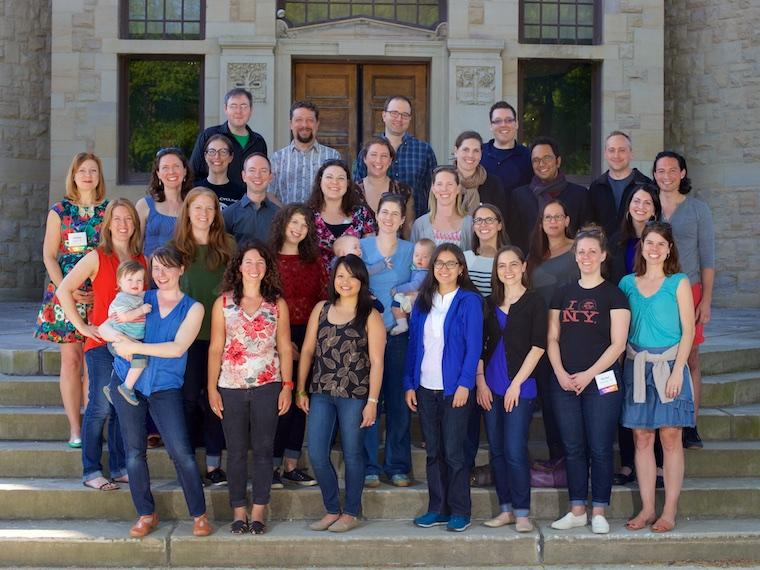 Photo of Class of 2000 at CRW 2015