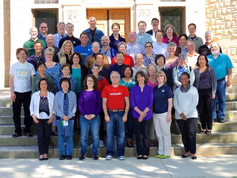 Photo of Class of 1979 at CRW 2015