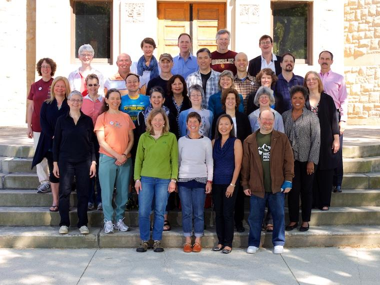 Photo of Class of 1980 at CRW 2015