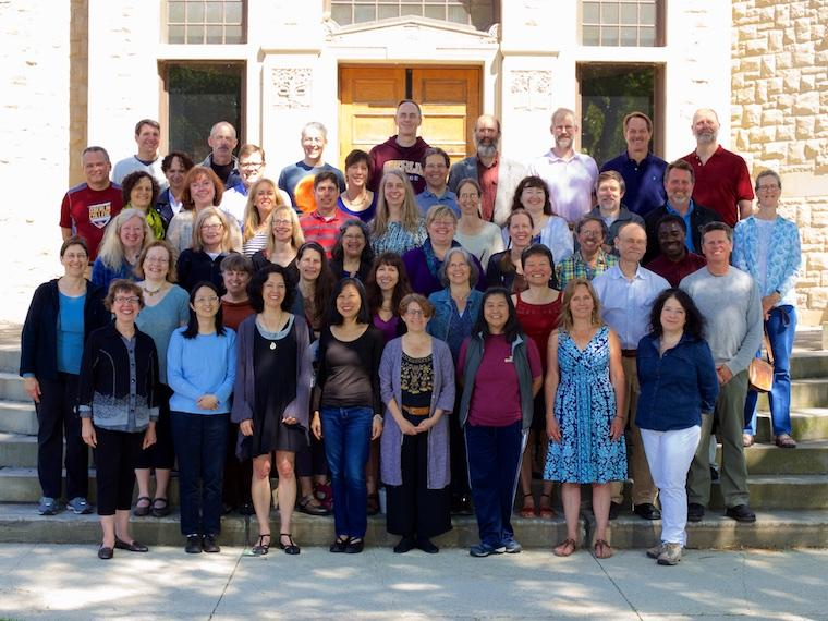 Photo of Class of 1981 at CRW 2015