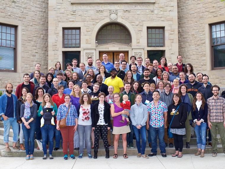Photo of Class of 2006 at CRW 2016