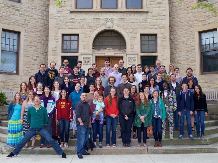 Photo of Class of 2007 at CRW 2016