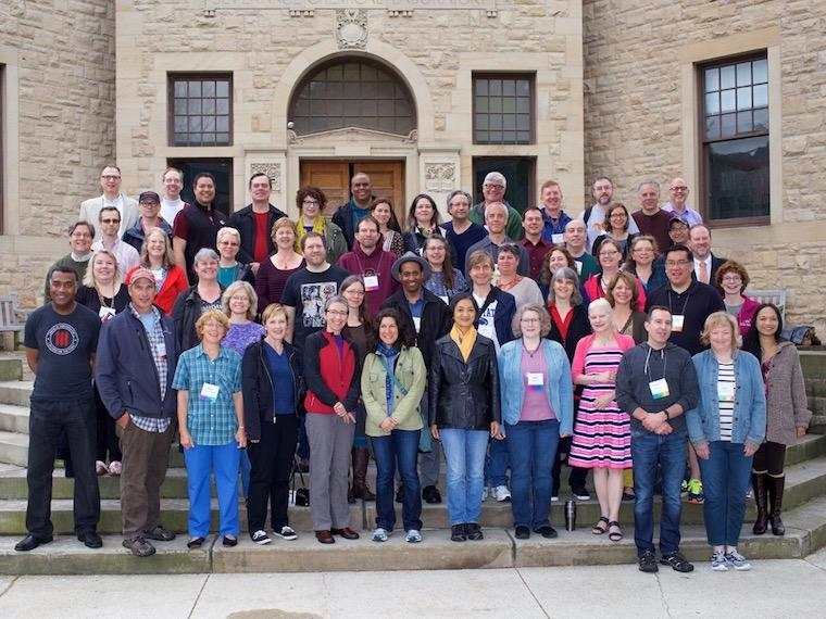 Photo of Class of 1985 at CRW 2016