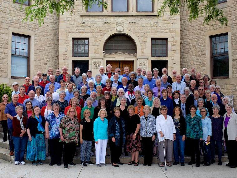 Photo of Class of 1967 at CRW 2017