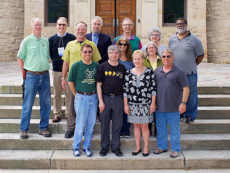 Photo of Class of 1978 at CRW 2017