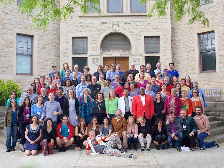 Photo of Class of 1992 at CRW 2017